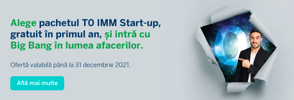 Pachetul T0 IMM Start-up